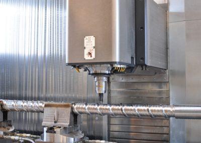 CNC DMG frezowanie
